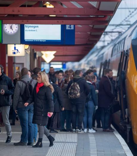 Ondernemers balen van uitstel nieuw station Ede-Wageningen
