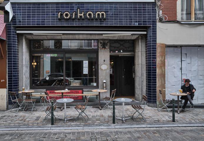 Café Roskam.