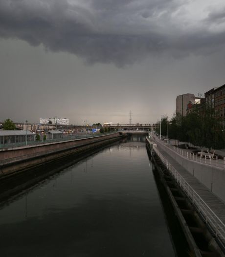 Alerte aux orages et aux fortes précipitations