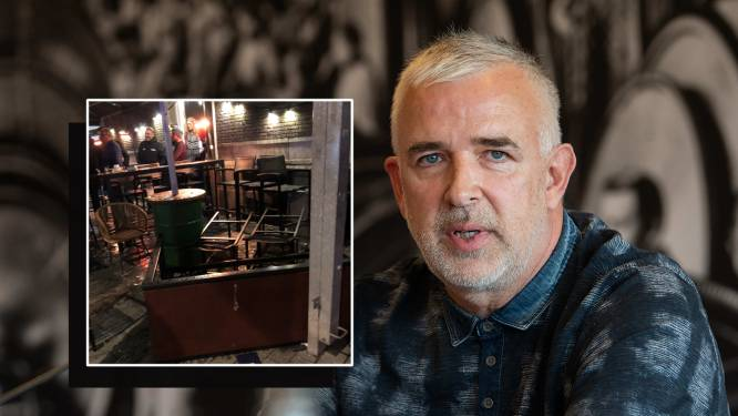 Woede over aanval Feyenoordhooligans op Duitse clubleiding: 'De politie vond zelfs een mes'