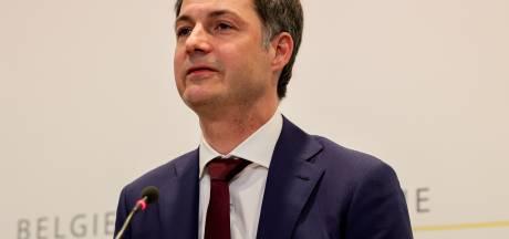 Alexander De Croo dévoile un calendrier de déconfinement progressif
