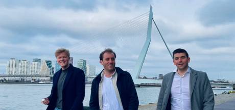 Zo willen deze drie Rotterdammers meer jongeren een golfballetje laten slaan