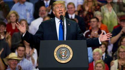 """Twee schandalen per dag kunnen hem niet deren: """"Wees maar zeker dat Trump herkozen kan worden"""""""