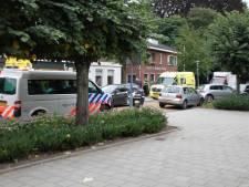 Auto botst tegen boom in centrum van Wierden