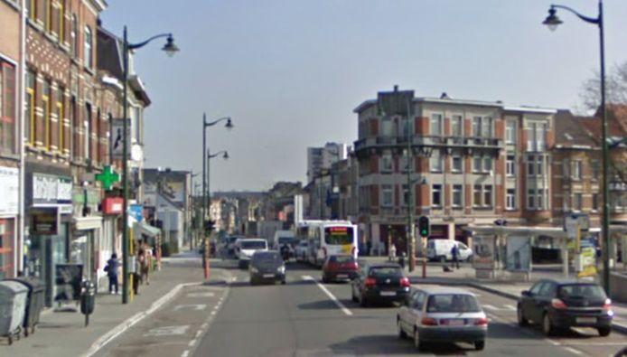Chaussée de Mons à Anderlecht / Photo prétexte