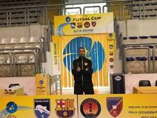 Barça maatje te groot voor strijdlustig 't Knooppunt van Benhammou