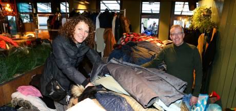 Meer dan 1000 winterjassen ingezameld voor mensen met krappe beurs: 'Dit hadden we niet durven dromen'