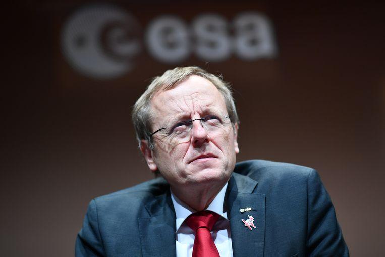 Jan Woerner.