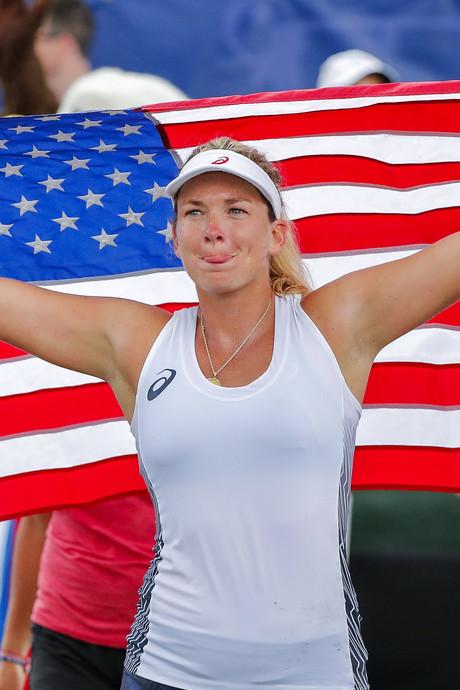 Amerikaanse tennissters naar finale Fed Cup