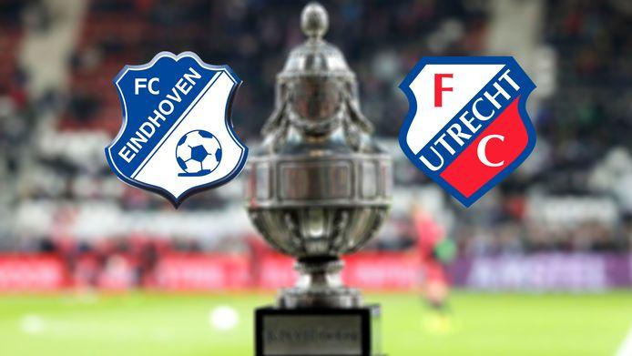 FC Eindhoven-FC Utrecht.