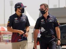 Verstappen krijgt complimenten van teambaas Horner: 'Weer een geweldige prestatie'