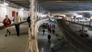Tunnels onder Antwerpse Operaplein vernoemd naar balletzussen Brabants