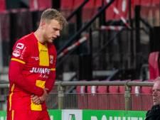 GA Eagles-speler Brouwers niet okselfris, maar onduidelijkheid over blessure blijft