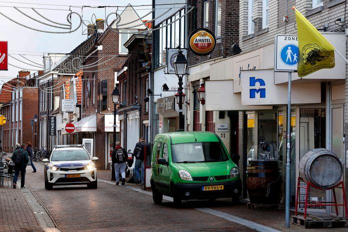 In de Leerdamse Nieuwstraat is al een voetgangerszone ingesteld.