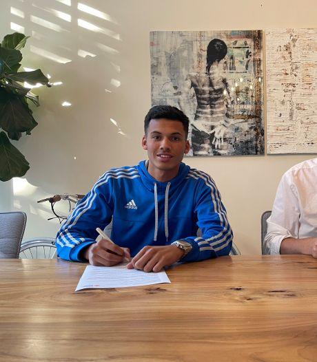 Yassine Mejres verruilt hoofdklasser Baronie voor eerstedivisionist op Malta