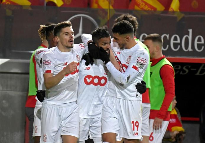 Le Standard renoue avec la victoire après sept matchs sans succès.