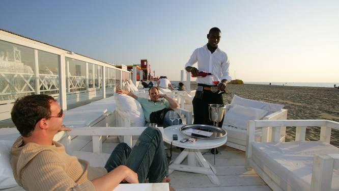 Genieten van het strandleven in Scheveningen!
