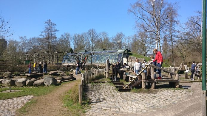 Het nieuwe seizoen van Doepark Nooterhof is begonnen.