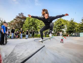 IN BEELD. Torhouts skatepark steekt, met een beetje vertraging, in het nieuw