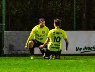 """Mitchell Van Den Meersch weet wat Erpe-Mere United te doen staat tegen Voorde-Appelterre: """"Nog meer als blok spelen"""""""