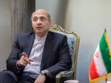 Iraanse ambassadeur over conflict met VS: 'Europa zegt veel, maar doet niets'