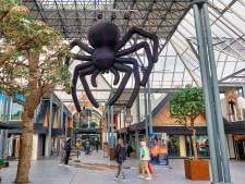 Megagrote spin, lampionnentocht en schminkers: griezelen met Halloween in centrum Oosterhout
