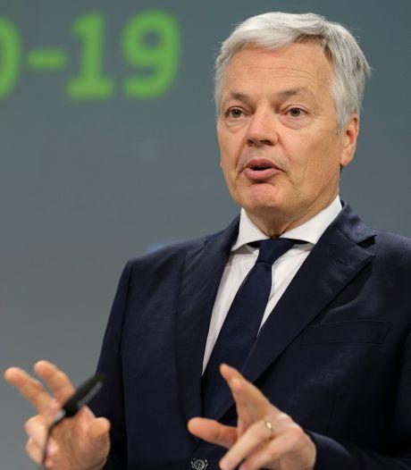 """La Commission européenne mise sur une entrée en vigueur du passeport sanitaire à la """"fin juin"""""""