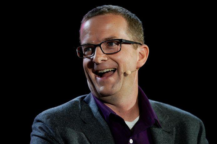 Mike Schroepfer, Chief Technology Officer van Facebook.