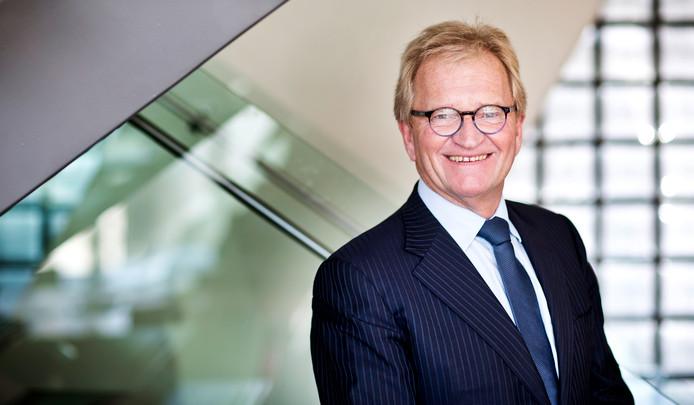 VNO-NCW Voorzitter Hans de Boer roept kabinet op om lef te tonen. 'Nederland loopt vast'.