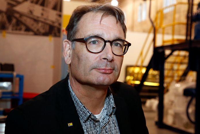 Wethouder Frank van Hulle