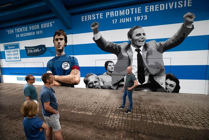 Rondleiding door het Graafschap stadion