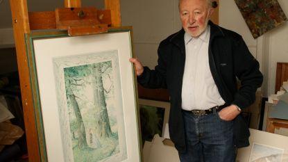 Afscheid van kunstenaar Lode Claes (88)