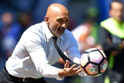 Nainggolan zegt na Totti ook coach Spalletti vaarwel bij AS Roma