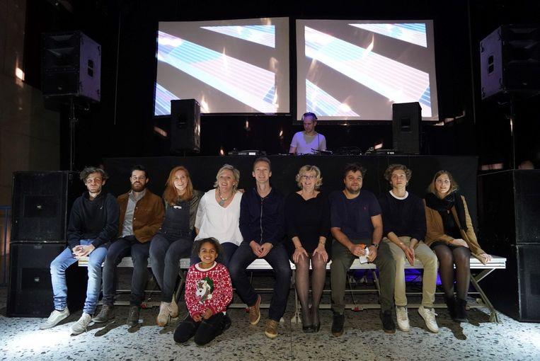 Op 'Obscuur' brachten het stadsbestuur, de jeugdraad en jeugdhuis Expo de grootste kleppers uit de Belgische technoscene naar Sint-Truiden