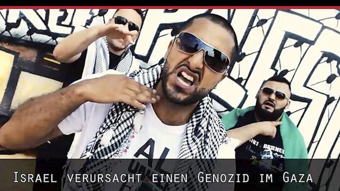 Antisemitisme is wijd verbreid in de Europese rapscene.