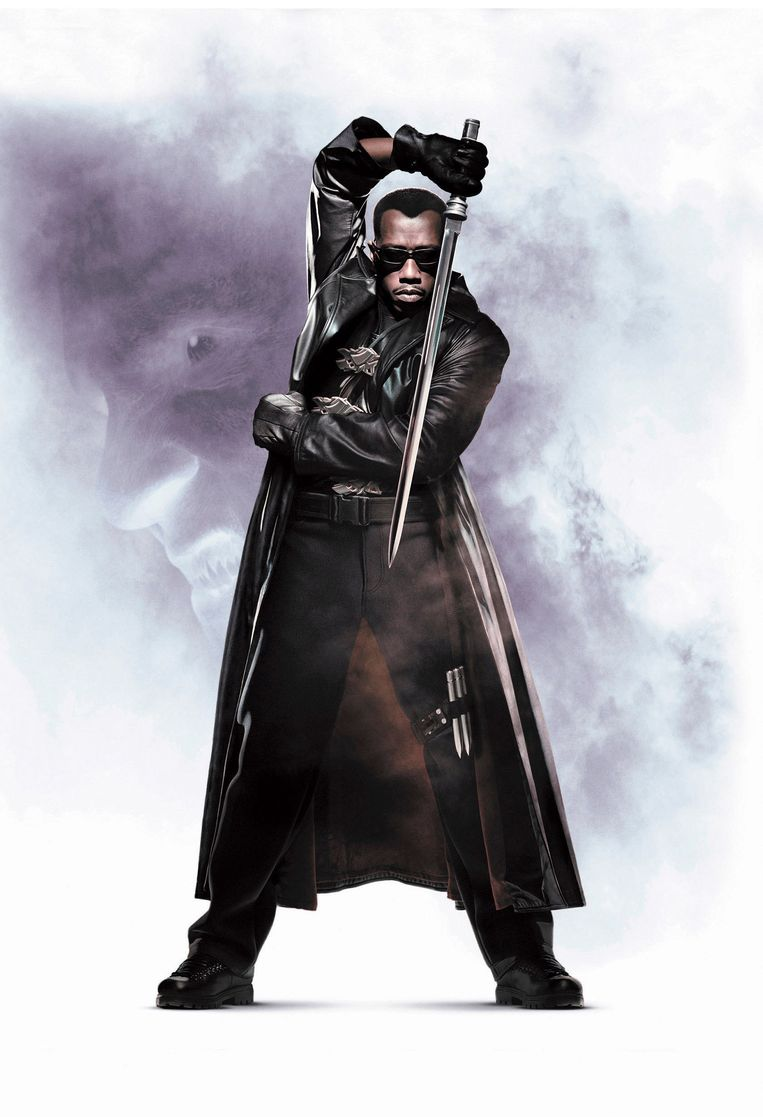 Wesley Snipes in Blade II. Beeld AMEN RA FILMS/JUSTIN PICTURES/NEW LINE CINEMA / Album