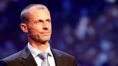 """UEFA-voorzitter Ceferin: """"EK in dertien landen organiseren was een vergissing"""""""