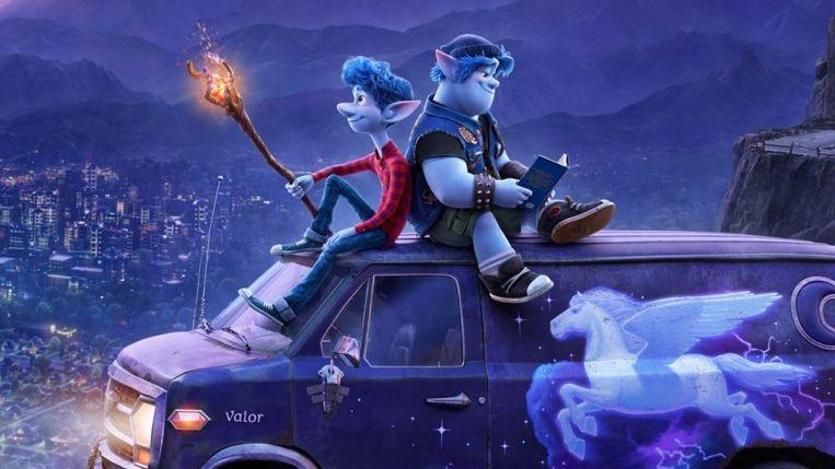 Onward Beeld pixar