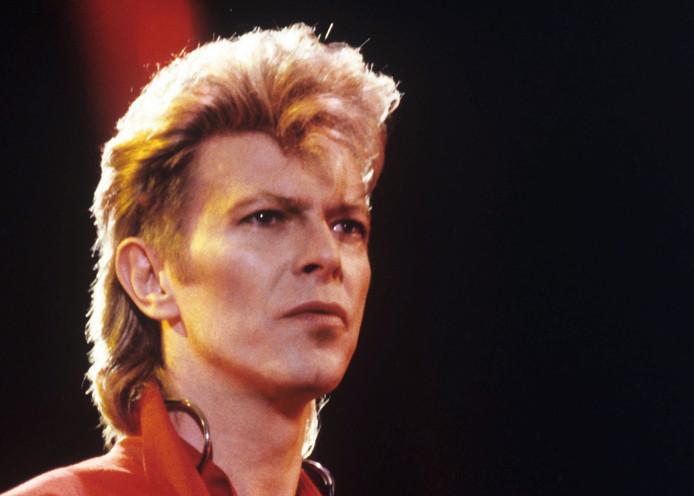 David Bowie komt tot leven in Café de Klok.