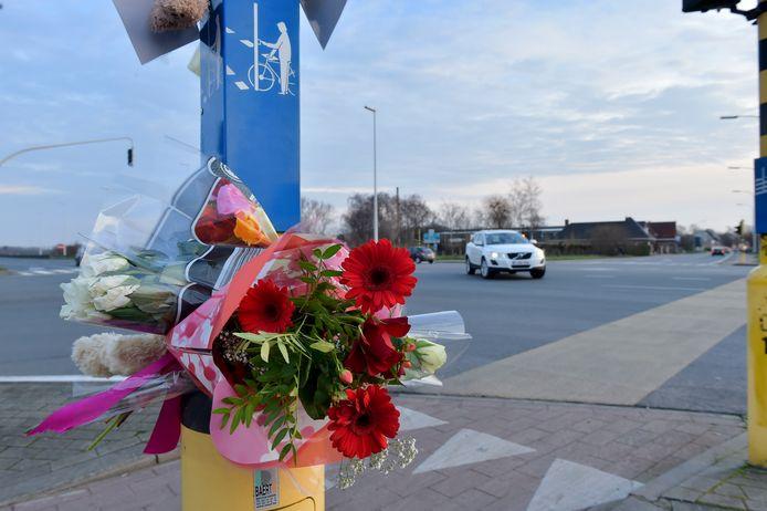 Op het kruispunt vonden al tal van (dodelijke) ongevallen plaats.