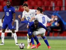 Chelsea naar halve finales ondanks fabelachtige treffer Porto in blessuretijd