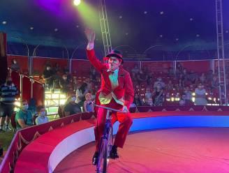 Vier dagen Circus Barones aan De Ham in Oudenaarde
