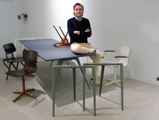 """Julot (25) richt hip meubelmerk Ervins op: """"Design tegen betaalbare prijzen"""""""