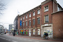 De oude Schellensfabriek aan de Vestdijk in Eindhoven is een gemeentelijk monument.
