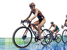 Voor Beuningse triatlete Klamer is vierde plaats meer dan nét geen medaille