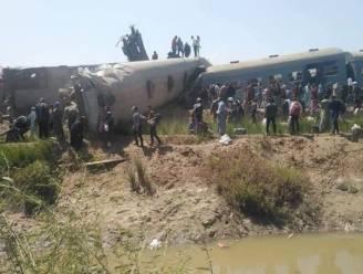 """Minstens 19 doden bij treincrash Egypte, """"Afschrikkende sancties voor verantwoordelijken"""""""