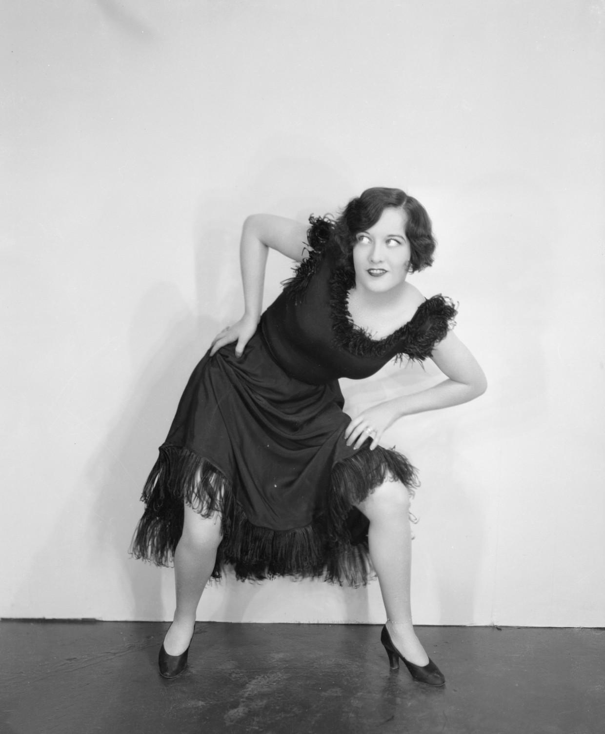 De Amerikaanse actrice Joan Crawford in 1926. Beeld Getty