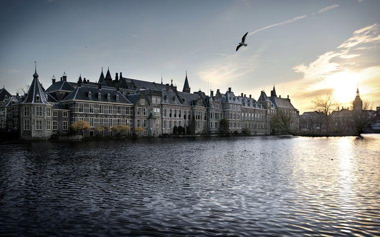 Stad: Den Haag. 'Vooral hier kom ik tot rust, merk ik de laatste jaren.' Beeld Joost van den Broek