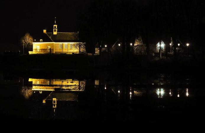 Op Schokland is er een wandeling tijdens de Nacht van de Nacht, het museum is open en ook de Lichtwachter.