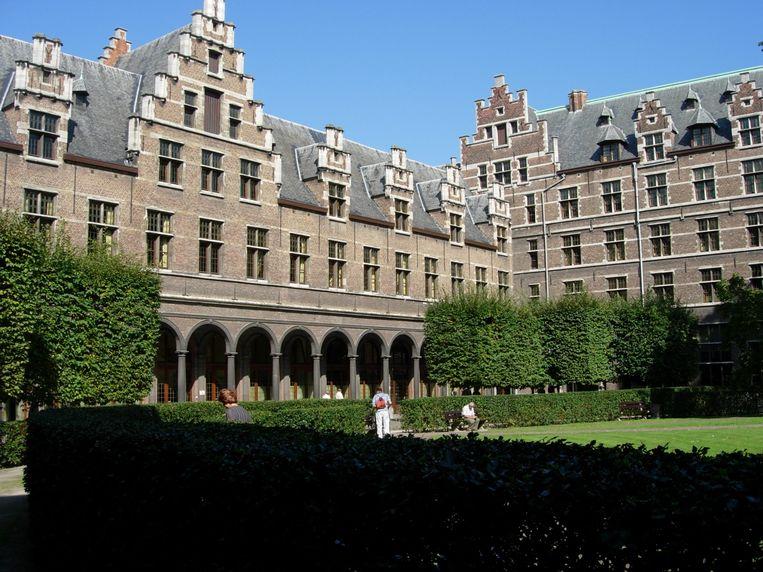 Universiteit Antwerpen. Beeld rv